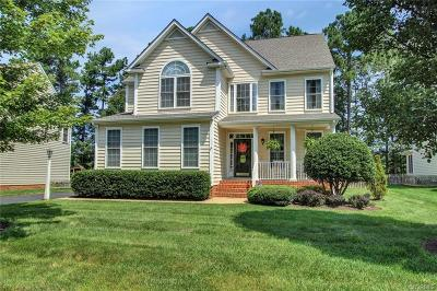 Glen Allen Single Family Home For Sale: 5108 Amberwood Drive