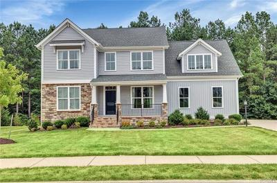 Chesterfield Single Family Home For Sale: 15854 Longlands Road