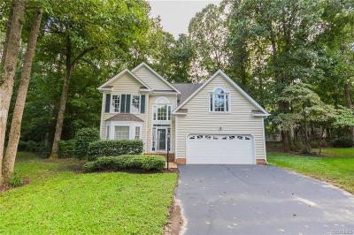 Mechanicsville Single Family Home For Sale: 10279 Radford Mill Terrace