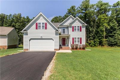 Chesterfield Single Family Home For Sale: 5718 South Jessup Road