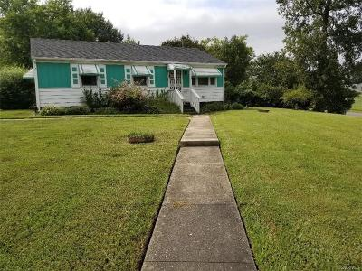 Henrico Single Family Home For Sale: 2218 Holly Street