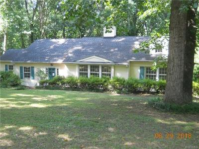 Goochland Single Family Home For Sale: 106 Dogwood Drive