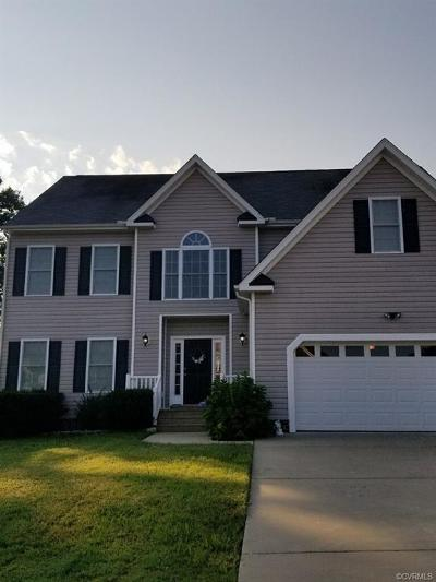 Chesterfield Single Family Home For Sale: 13313 Castlewellan Drive