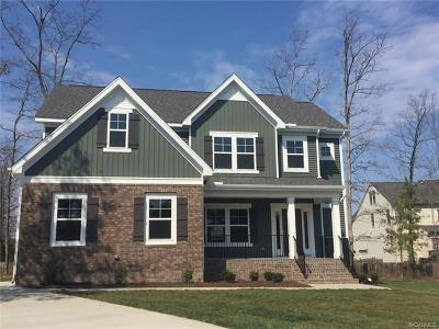 Midlothian Single Family Home For Sale: 14612 Lavenham Lane