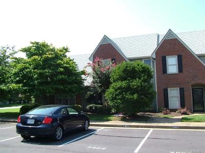 Henrico Condo/Townhouse For Sale: 7802 Camolin Court