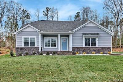 Midlothian Single Family Home For Sale: 14624 Lavenham Lane