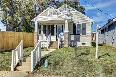 Richmond Single Family Home For Sale: 468 Hunt Avenue