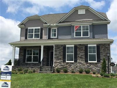Mechanicsville Single Family Home For Sale: 9520 Simpson Bay Drive