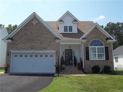 Glen Allen Single Family Home For Sale: 11909 Hunton Crossing Court