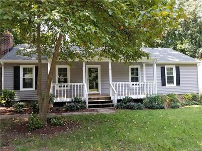 Chesterfield Single Family Home For Sale: 4812 Conestoga Place