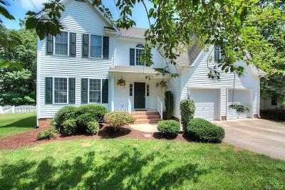 Chesterfield Single Family Home For Sale: 15342 Carlton Forest Court