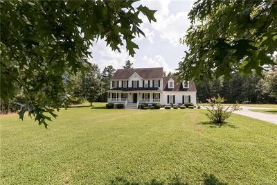 Chesterfield Single Family Home For Sale: 14007 Brandyfield Place