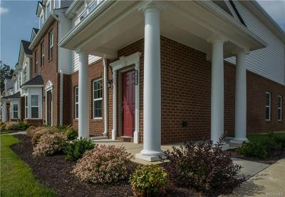 Hanover County Condo/Townhouse For Sale: 8101 Stony River Place #1