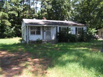 Nottoway County Single Family Home For Sale: 505 Tavern