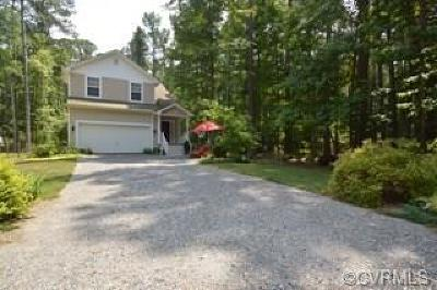 Single Family Home For Sale: 994 Long Point Road