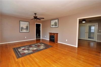 Colonial Heights Single Family Home For Sale: 116 Sherwood Drive