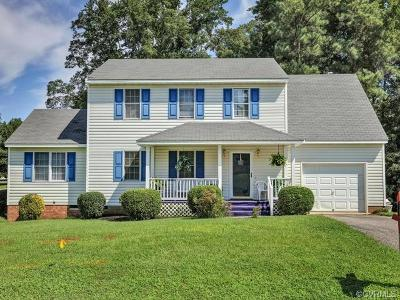Chesterfield Single Family Home For Sale: 7224 Buggy Place