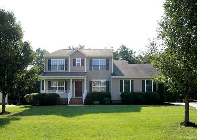 Henrico Single Family Home For Sale: 8025 Heavenly Valley Drive