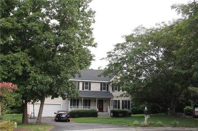 Chester Single Family Home For Sale: 14049 Old Hampstead Court