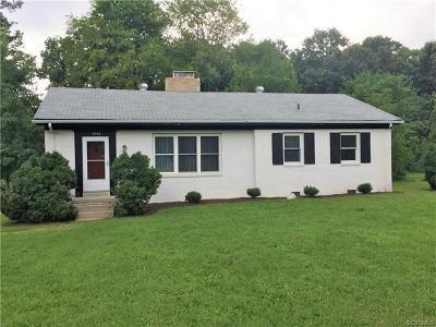 Chesterfield Single Family Home For Sale: 1544 Tudor Lane