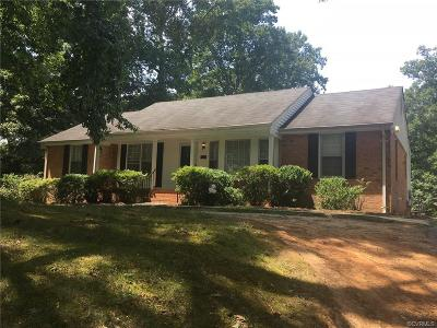 Henrico Single Family Home For Sale: 1554 Westshire Lane