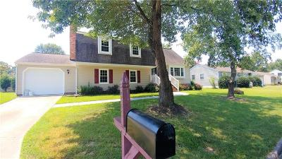 Colonial Heights Single Family Home For Sale: 913 Ayrshire Road