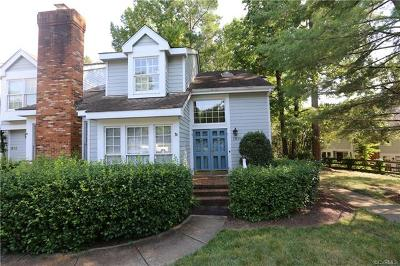 Henrico Condo/Townhouse For Sale: 1810 Buttonwood Drive #1