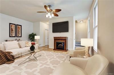 Richmond Single Family Home For Sale: 3106 East Marshall Street