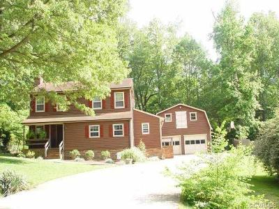 Chesterfield Single Family Home For Sale: 4748 Wedgemere Road