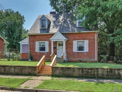 Richmond Single Family Home For Sale: 1229 Garber Street