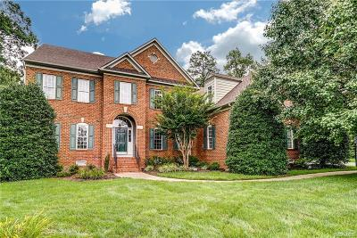Henrico County Single Family Home For Sale: 6107 Bradford Landing Drive