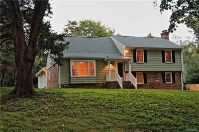 Chester Single Family Home For Sale: 2237 Cedar Crest Road