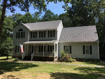 Powhatan County Single Family Home For Sale: 2024 Eastwood Ridge Drive