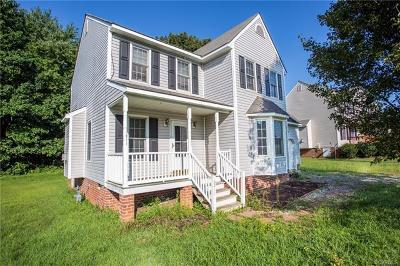 Hanover County Single Family Home For Sale: 6211 Lodgepole Drive