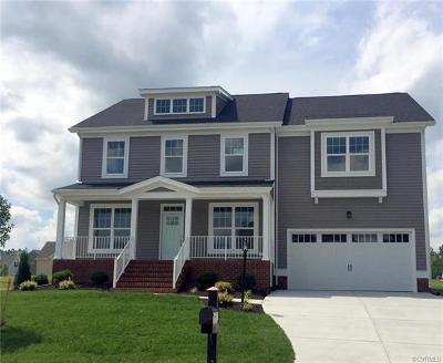 Mechanicsville Single Family Home For Sale: 2 Crossbill Court