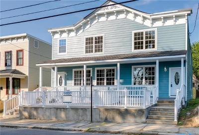 Richmond Single Family Home For Sale: 214 West 15th Street