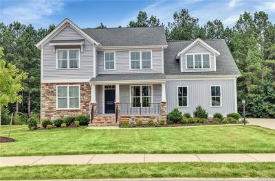 Mechanicsville Single Family Home For Sale: 15 Royal Crown Court
