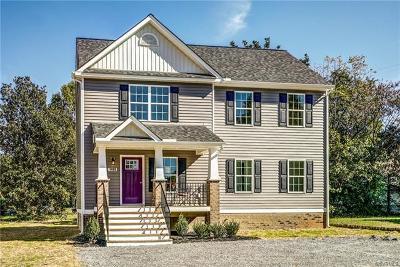 Glen Allen Single Family Home For Sale: 1408 Hungary Road