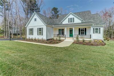 Mechanicsville Single Family Home For Sale: 7 Crossbill Court