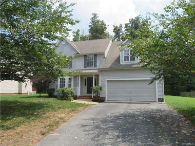 Mechanicsville Single Family Home For Sale: 10334 Althea Bend Court