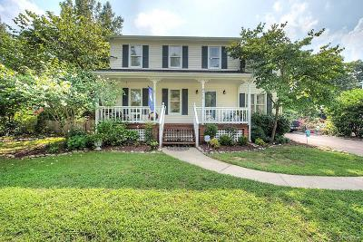 Midlothian Single Family Home For Sale: 8214 Nashua Drive