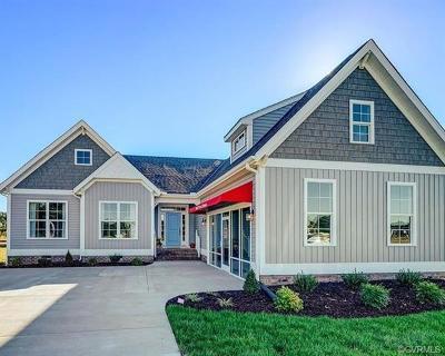 Mechanicsville Single Family Home For Sale: 8 Crossbill Court