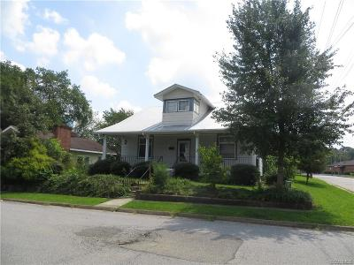 Colonial Heights Single Family Home For Sale: 225 Piedmont Avenue