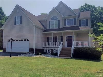 Mechanicsville Single Family Home For Sale: 8319 Waldron Way