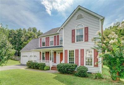 Henrico Single Family Home For Sale: 12521 Gayton Bluffs Lane