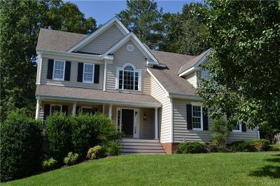 Chester Single Family Home For Sale: 12213 Hampton Valley Court