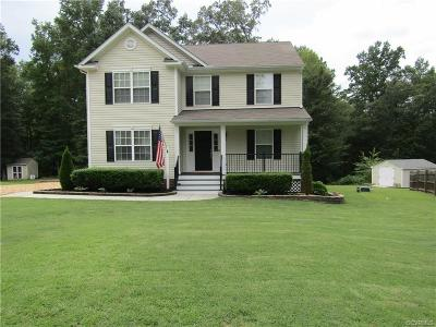 King William Single Family Home For Sale: 385 Oxford Lane