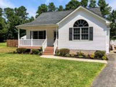 Petersburg Single Family Home For Sale: 2720 Eagle Rock Road