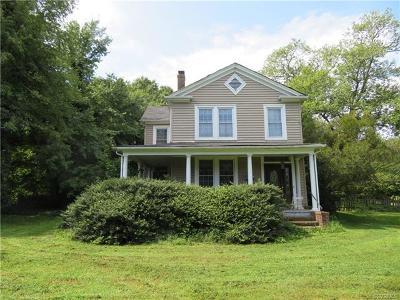 Glen Allen Single Family Home For Sale: 3717 Mountain Road