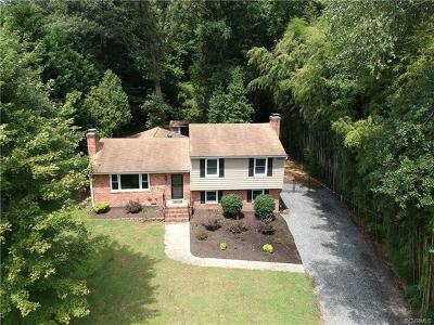 Richmond Single Family Home For Sale: 3052 Bradwill Road